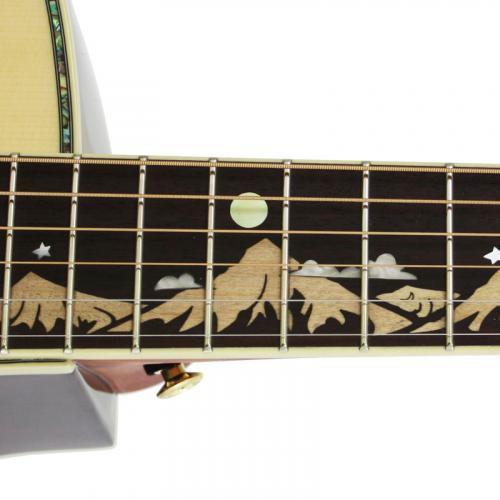 Электроакустическая гитара CRAFTER ML-Rose Plus #3 - фото 3