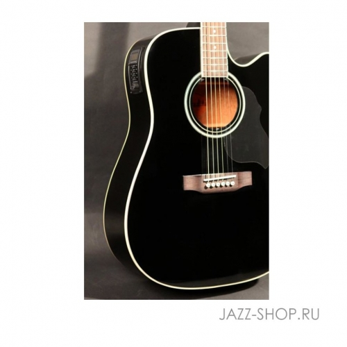 Электроакустическая гитара Crafter ED-75 CEQ/BK #2 - фото 2