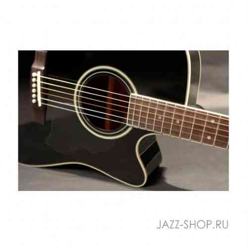 Электроакустическая гитара Crafter ED-75 CEQ/BK #3 - фото 3