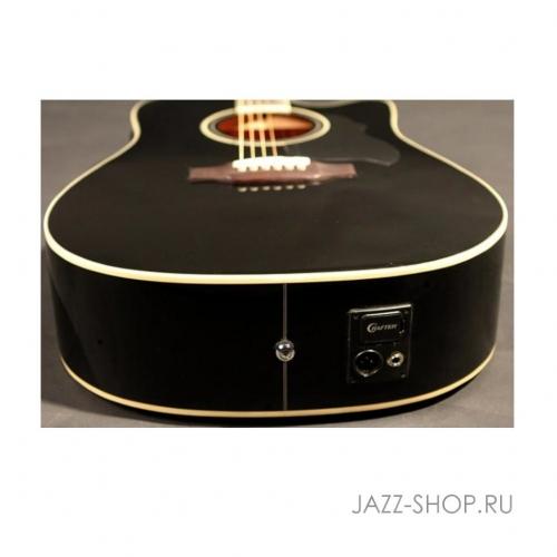 Электроакустическая гитара Crafter ED-75 CEQ/BK #4 - фото 4