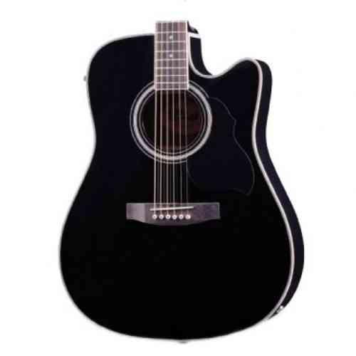 Электроакустическая гитара Crafter ED-75 CEQ/BK #6 - фото 6