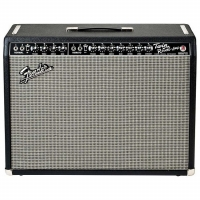 Комбоусилитель для электрогитары Fender 65 TWIN REVERB 85 WATTS 2-12 JENSEN BLACK TOLEX