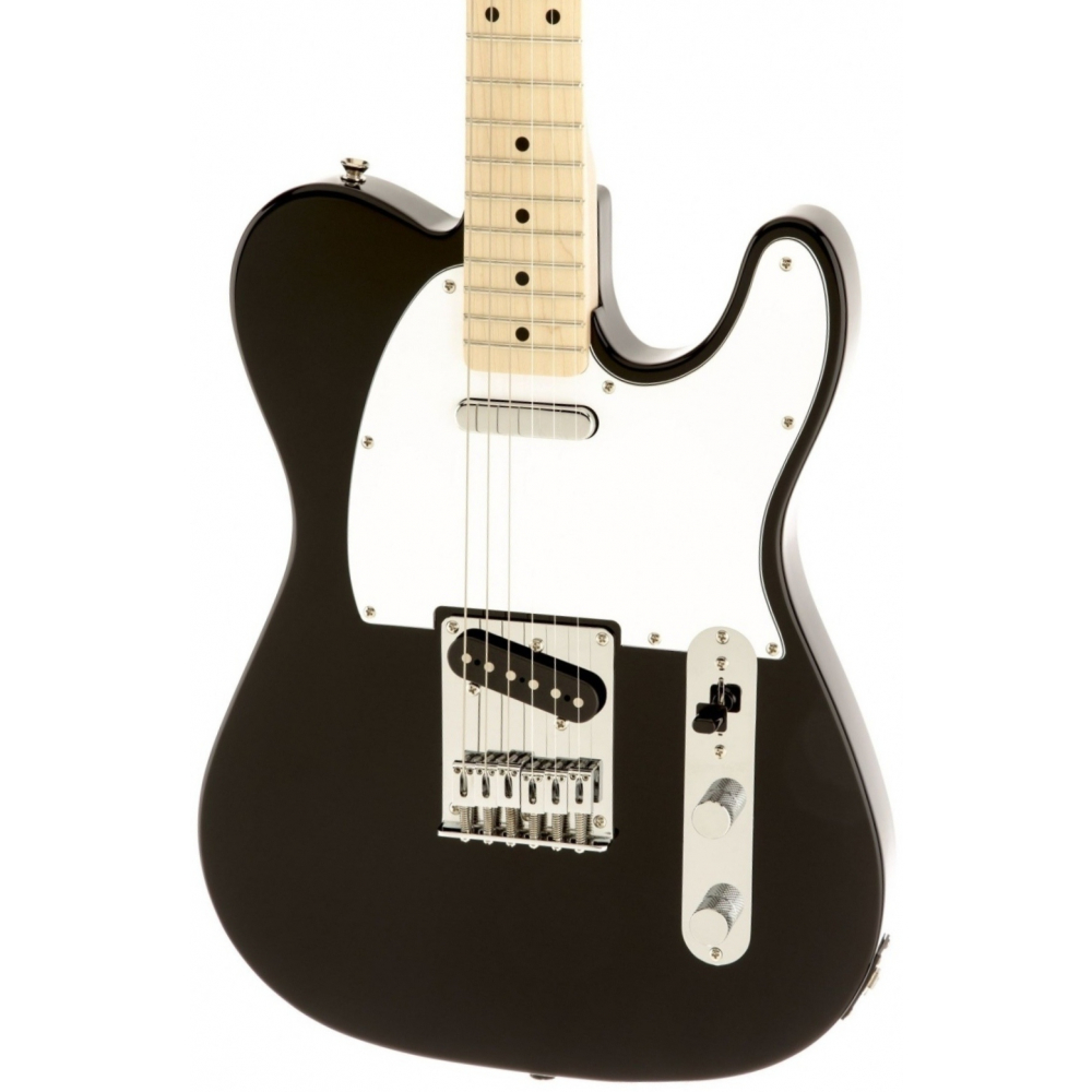 FENDER SQUIER AFFINITY TELECASTER MN BLACK - фото 1