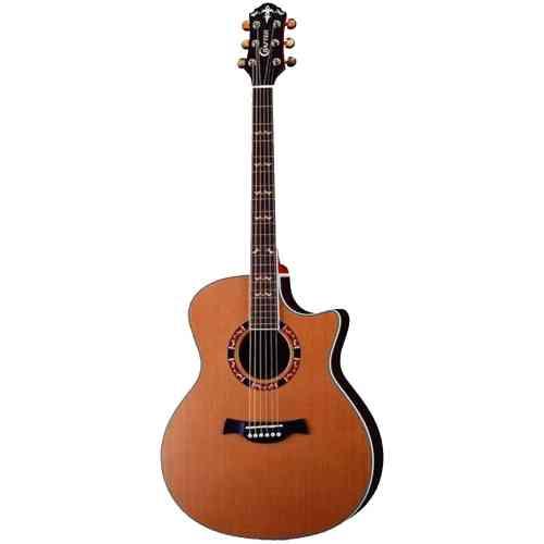 Электроакустическая гитара Crafter GAE-18/N #2 - фото 2