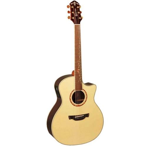Электроакустическая гитара CRAFTER SR-Rose Plus #2 - фото 2