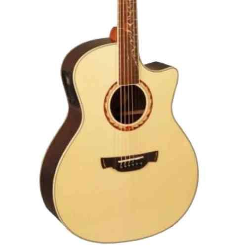 Электроакустическая гитара CRAFTER SR-Rose Plus #1 - фото 1