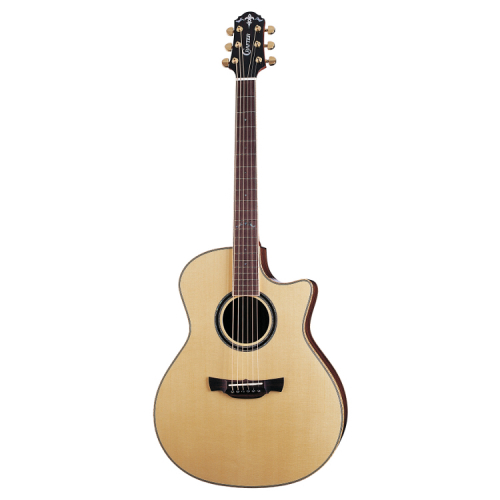 Электроакустическая гитара Crafter GLXE-3000/OV #2 - фото 2
