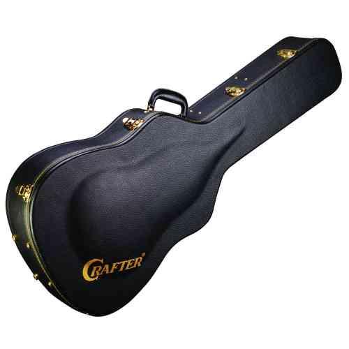 Электроакустическая гитара Crafter GLXE-3000/OV #3 - фото 3