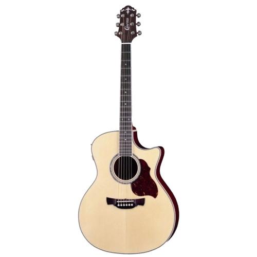 Электроакустическая гитара Crafter GAE-8 N #2 - фото 2