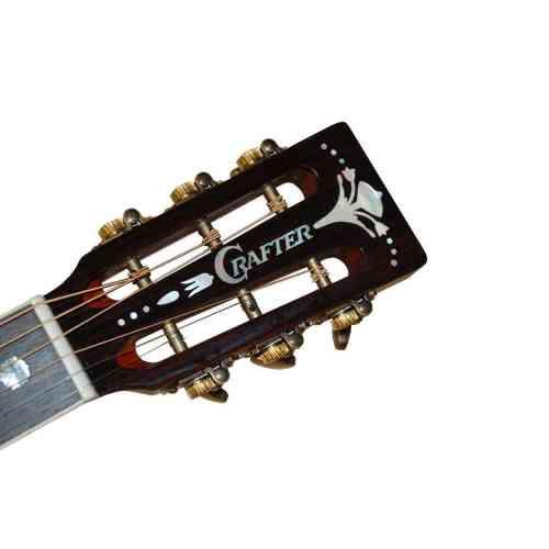Электроакустическая гитара Crafter TMC-035 N #3 - фото 3