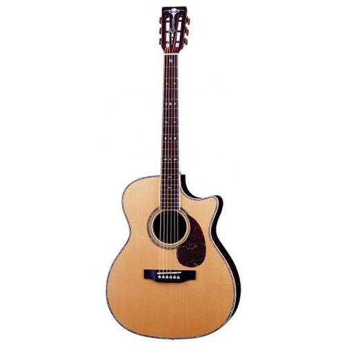 Электроакустическая гитара Crafter TMC-035 N #2 - фото 2