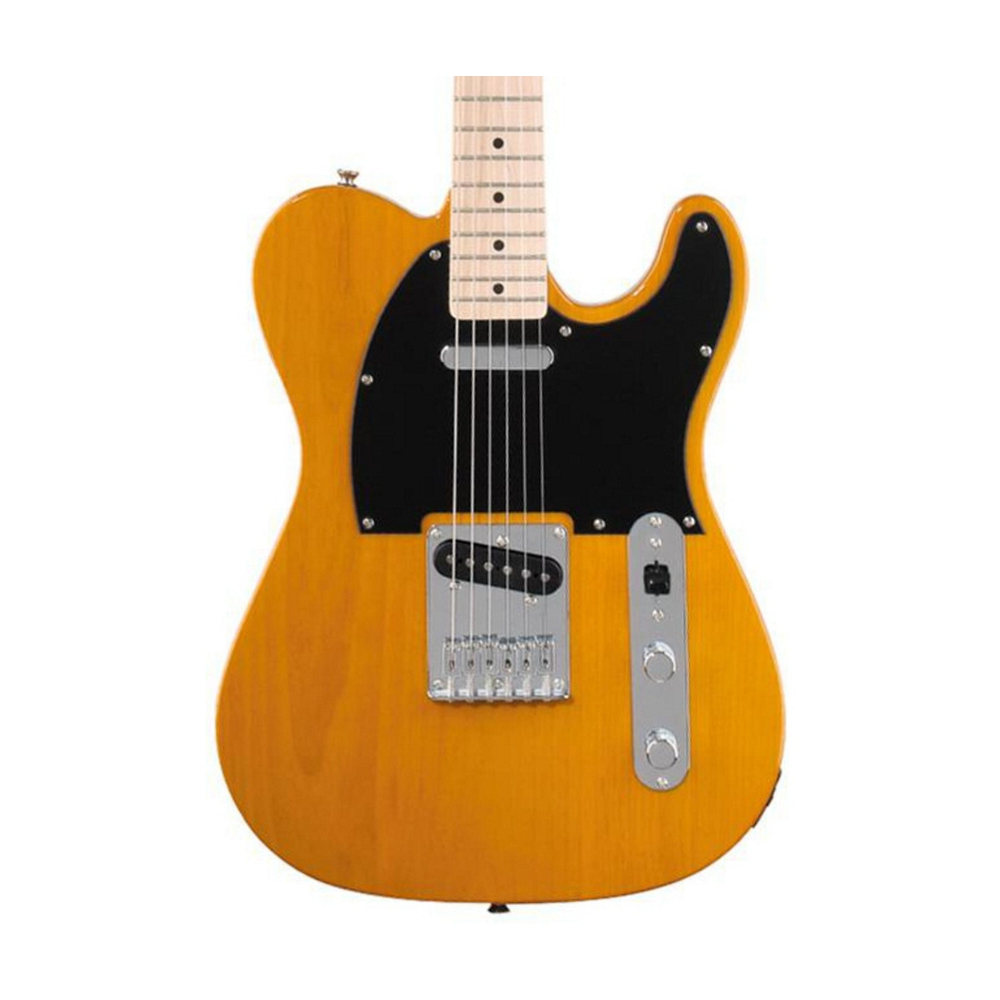 Fender SQUIER AFFINITY TELECASTER MN BUTTERSCOTCH BLONDE - фото 1