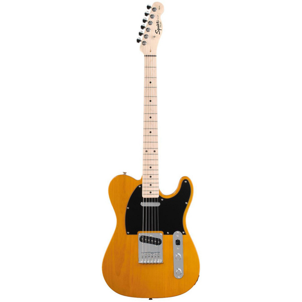 Fender SQUIER AFFINITY TELECASTER MN BUTTERSCOTCH BLONDE - фото 2