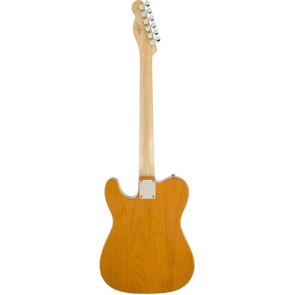 Fender SQUIER AFFINITY TELECASTER MN BUTTERSCOTCH BLONDE - фото 3