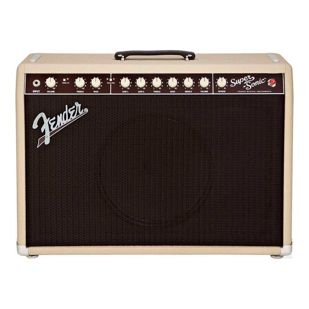 Fender SUPER SONIC 22 COMBO BLOND - фото 1