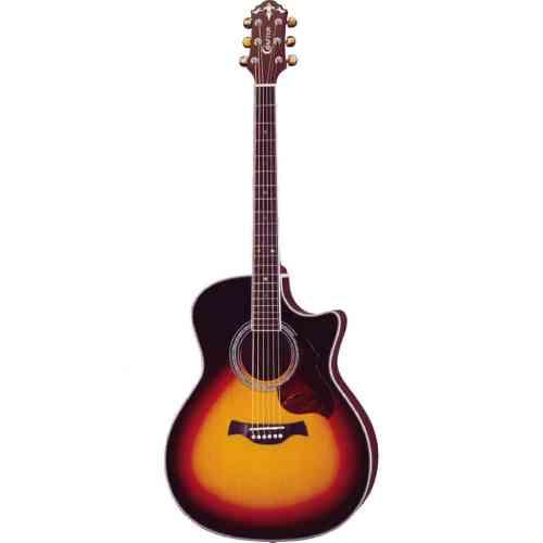 Электроакустическая гитара Crafter GAE-8 VLS-V #2 - фото 2