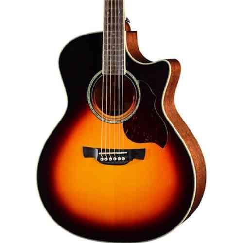 Электроакустическая гитара Crafter GAE-8 VLS-V #1 - фото 1
