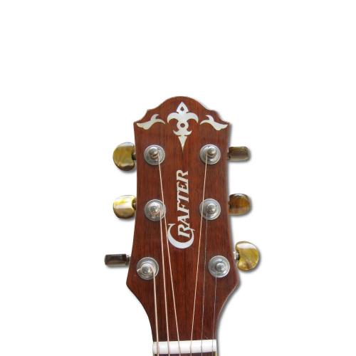 Электроакустическая гитара Crafter GAE-8 VLS-V #3 - фото 3