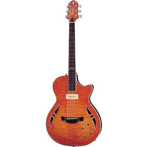 Электроакустическая гитара Crafter -SAT-QMOS #2 - фото 2