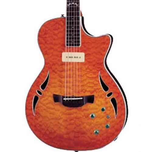 Электроакустическая гитара Crafter -SAT-QMOS #1 - фото 1