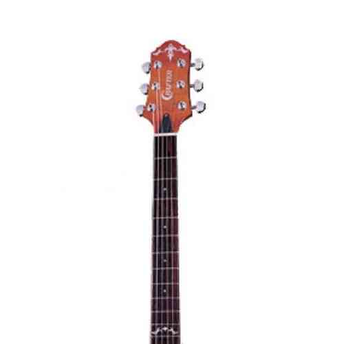 Электроакустическая гитара Crafter -SAT-QMOS #3 - фото 3