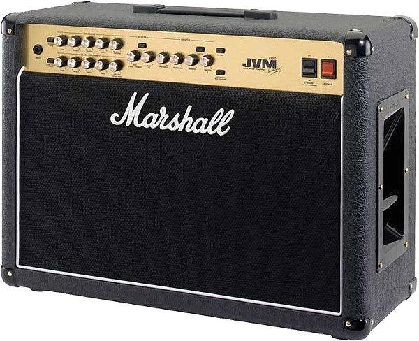 MARSHALL JVM 205C 50 WATT ALL VALVE 2 CHANNEL COMBO - фото 1