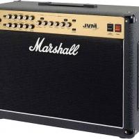 Marshall JVM 205C 50 WATT ALL VALVE 2 CHANNEL COMBO
