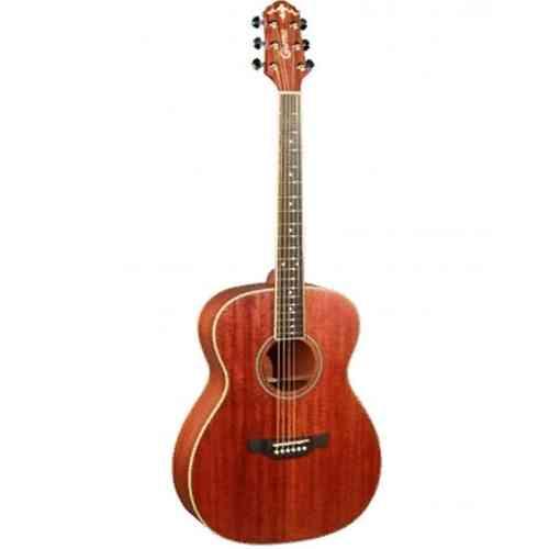Электроакустическая гитара Crafter T-6MH BR #2 - фото 2