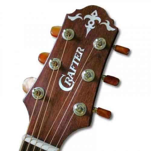 Акустическая гитара Crafter GA-8 N #3 - фото 3