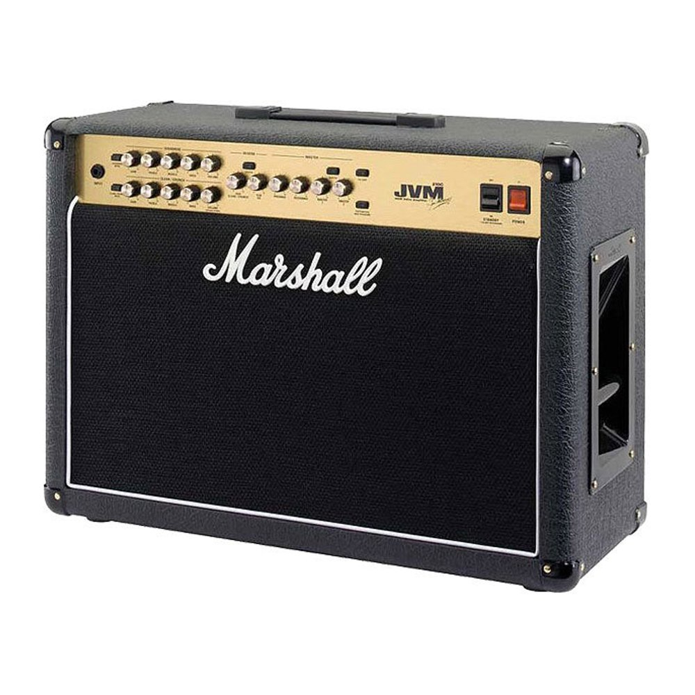 MARSHALL JVM 215C 50 WATT ALL VALVE 2 CHANNEL COMBO - фото 1