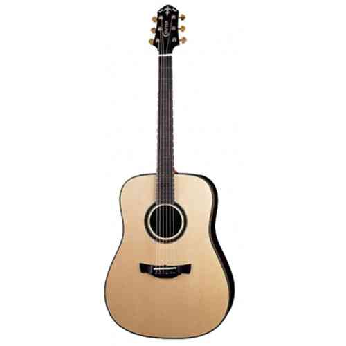 Акустическая гитара CRAFTER DLX-4000/RS #1 - фото 1