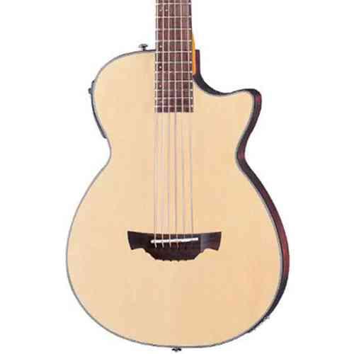 Электроакустическая гитара Crafter CT-120-12/EQN #1 - фото 1