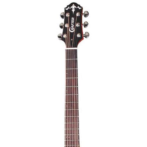 Электроакустическая гитара Crafter CT-120-12/EQN #3 - фото 3