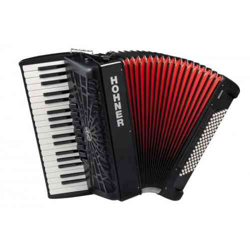 Hohner The New Bravo III 96 black (A16721)
