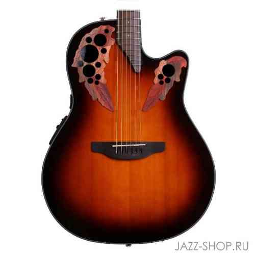 Ovation CE44-1 Celebrity Elite Mid Cutaway Sunburst