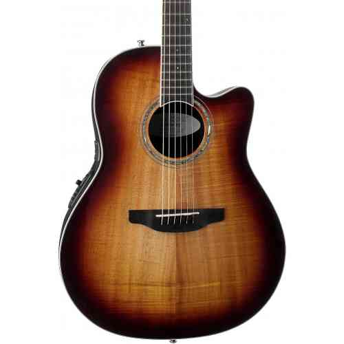 Ovation CS28P-KOAB Celebrity Standard Plus Super Shallow Koa Burst
