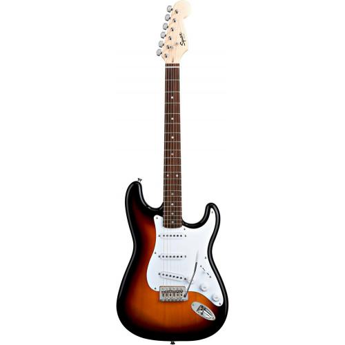 Электрогитара Fender SQUIER Bullet With Trem RW Brown Sunburst #3 - фото 3