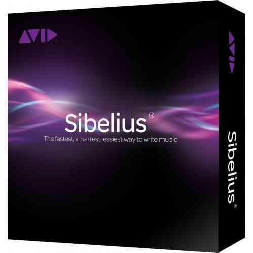 Avid Sibelius (Download Card)