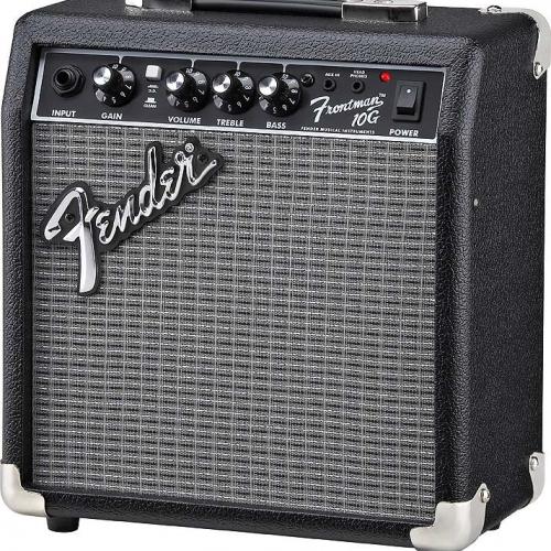 Комбоусилитель для электрогитары Fender FRONTMAN 10G 10 WATTS  #1 - фото 1