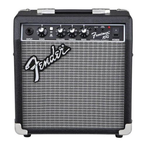 Комбоусилитель для электрогитары Fender FRONTMAN 10G 10 WATTS  #2 - фото 2