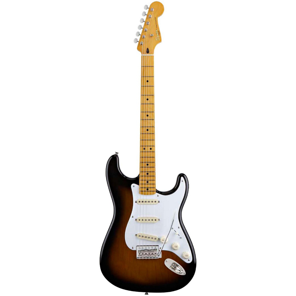 Fender Squier Classic Vibe Strat 50`s 2-Color Sunburst - фото 3