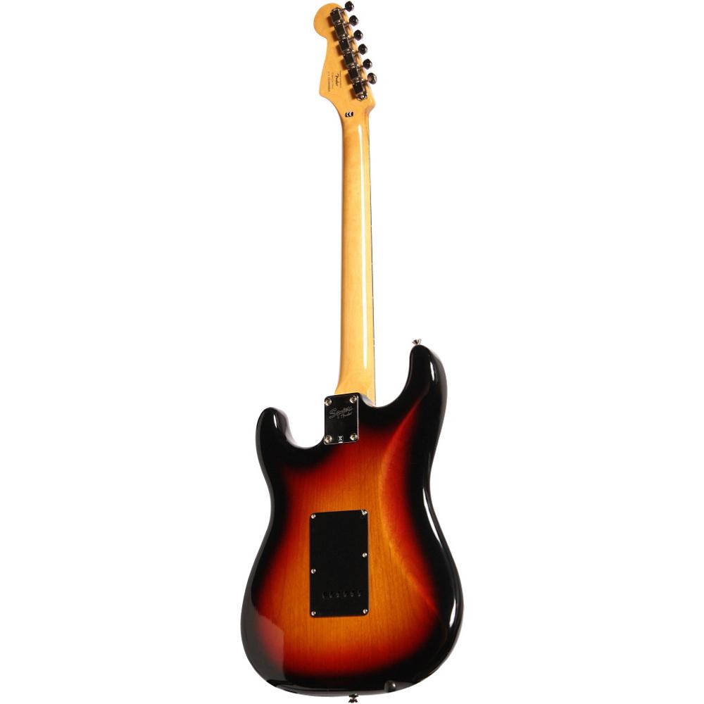 Fender SQUIER CLASSIC VIBE STRAT 60`s 3-COLOR SUNBURST - фото 4
