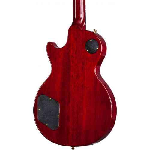 Электрогитара Gibson LES PAUL CUSTOM WINE RED GOLD #2 - фото 2