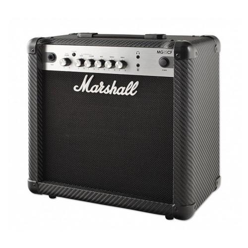 Комбоусилитель для электрогитары Marshall MG 15CF COMBO  #2 - фото 2