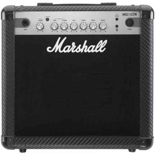 Комбоусилитель для электрогитары Marshall MG 15CF COMBO  #4 - фото 4