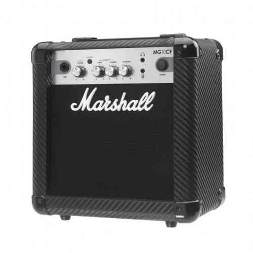 Комбоусилитель для электрогитары Marshall MG10CF Combo #2 - фото 2
