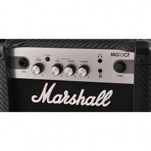 Комбоусилитель для электрогитары Marshall MG10CF Combo #3 - фото 3