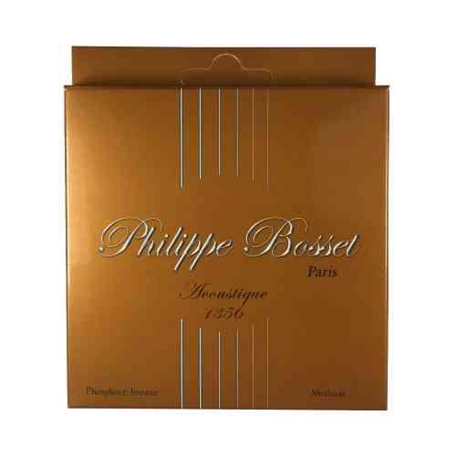 Philippe Bosset Acoustique Phosphore bronze 13-56