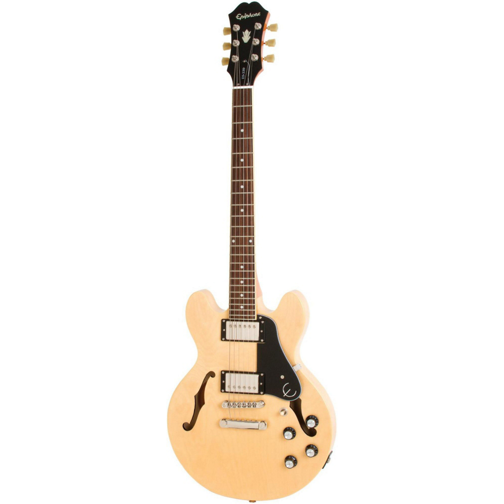 Epiphone ES-339 NATURAL - фото 3
