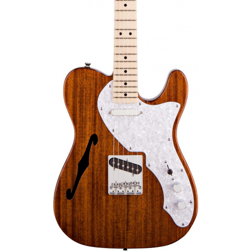 Fender Squier Classic Vibe Telecaster THINLINE MN Natural - фото 1